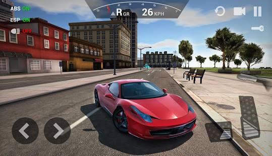Descarga Ultimate Car Driving Simulator MOD APK con Dinero Infinito para Android Gratis 5