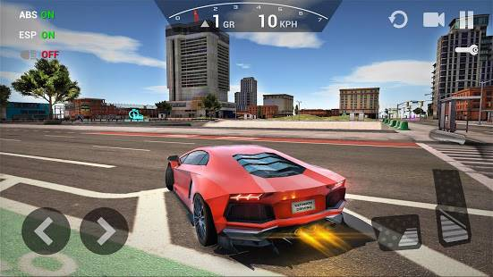 Descarga Ultimate Car Driving Simulator MOD APK con Dinero Infinito para Android Gratis 8