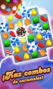 Descarga Candy Crush Saga MOD APK con Vidas Infinitas para Android Gratis