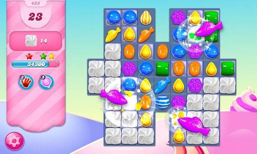 Descarga Candy Crush Saga MOD APK con Vidas Infinitas para Android Gratis 6