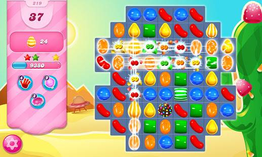 Descarga Candy Crush Saga MOD APK con Vidas Infinitas para Android Gratis 7