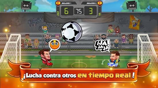 Descarga Head Ball 2 MOD APK con Dinero Infinito para Android Gratis