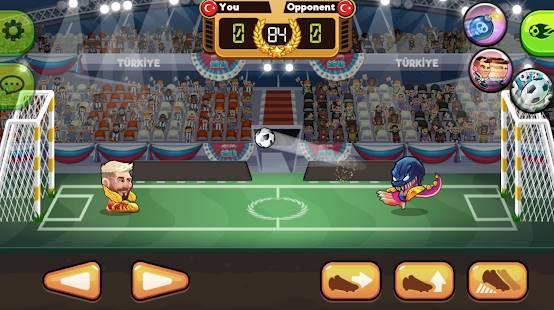 Descarga Head Ball 2 MOD APK con Dinero Infinito para Android Gratis 6