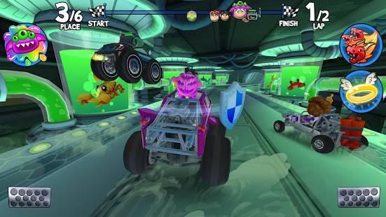 Descarga Beach Buggy Racing 2 MOD APK con Dinero Infinito para Android Gratis 5
