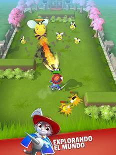 Descarga Dashero Sword & Magic con gemas Infinitas (Roguelite Offline) para Android Gratis 7