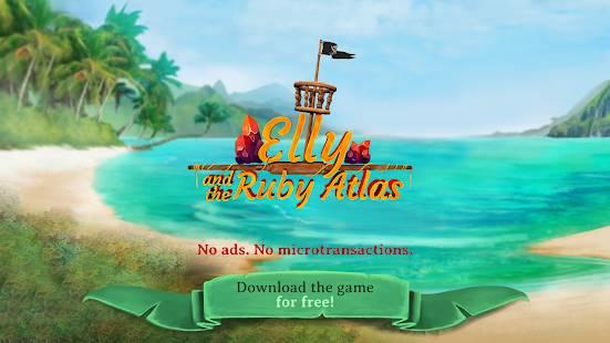 Descarga Elly and the Ruby Atlas MOD APK con Monedas de Oro Infinitas para Android Gratis 8