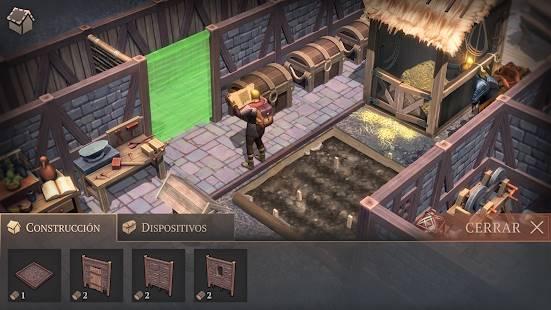 Descarga Grim Soul Dark Fantasy Survival MOD APK Gratis para Android