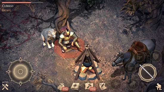 Descarga Grim Soul Dark Fantasy Survival MOD APK Gratis para Android 2