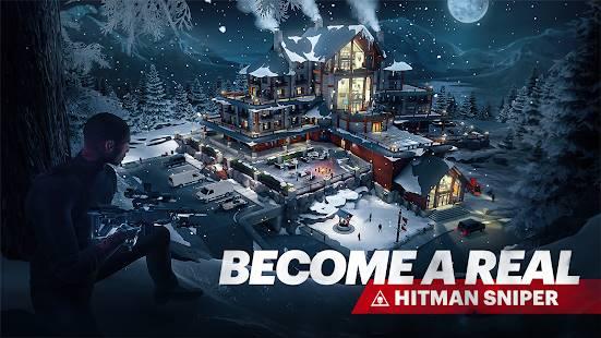 Descarga Hitman Sniper 2 World of Assassins MOD APK con  Munición Infinita para Android Gratis 2