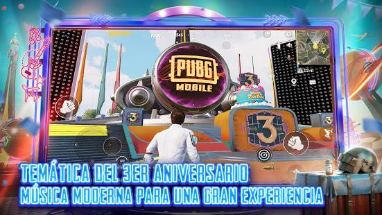 Descarga PUBG MOBILE APK Timi & LightSpeed en Inglés Gratis 2