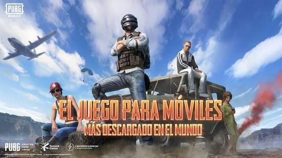 Descarga PUBG MOBILE APK Timi & LightSpeed en Inglés Gratis 7