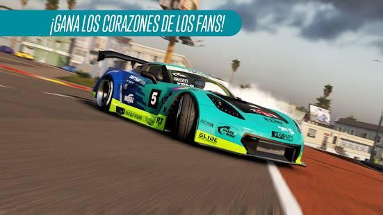 Descarga CarX Drift Racing 2 MOD APK con Dinero Infinito Gratis para Android 2
