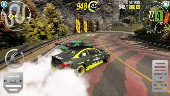 Descarga CarX Drift Racing 2 MOD APK con Dinero Infinito Gratis para Android 6