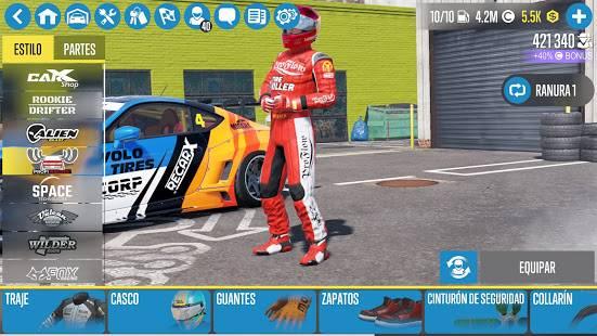 Descarga CarX Drift Racing 2 MOD APK con Dinero Infinito Gratis para Android 7