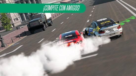Descarga CarX Drift Racing 2 MOD APK con Dinero Infinito Gratis para Android 8