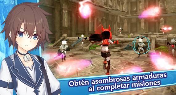 Descarga Gate Of Mobius MOD APK con Modo Dios activado y Mana y Estamina Infinita para Android Gratis 5