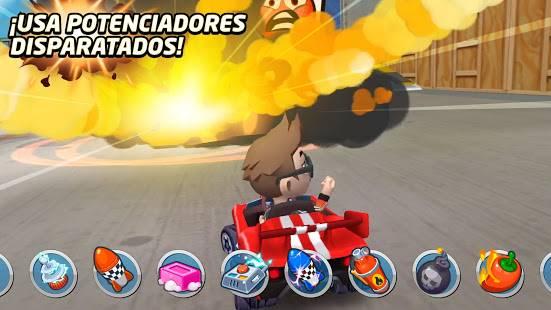 Descarga Boom Karts MOD APK con Todos Los Karts Desbloqueados para Android Gratis 2