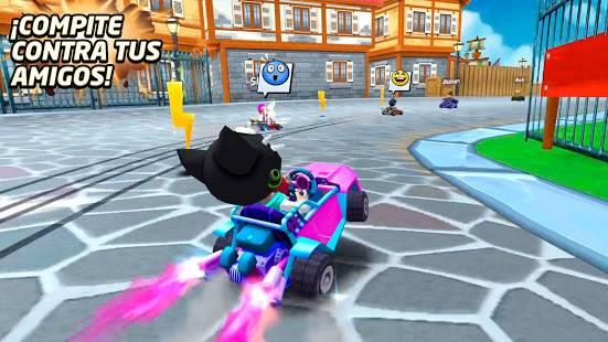 Descarga Boom Karts MOD APK con Todos Los Karts Desbloqueados para Android Gratis 4