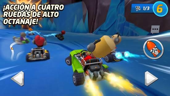 Descarga Boom Karts MOD APK con Todos Los Karts Desbloqueados para Android Gratis 5
