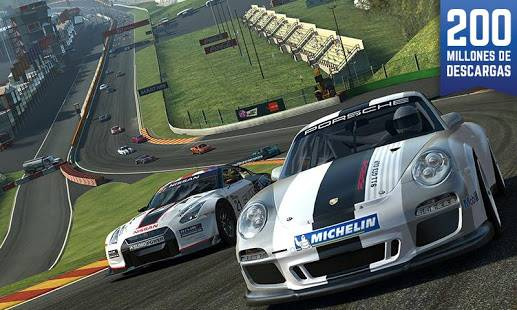 Descarga Real Racing 3 MOD APK con Dinero Infinito Gratis para Android