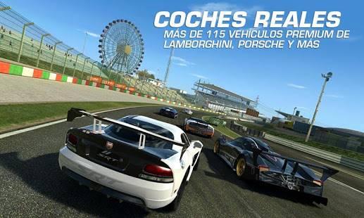 Descarga Real Racing 3 MOD APK con Dinero Infinito Gratis para Android 2