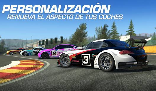 Descarga Real Racing 3 MOD APK con Dinero Infinito Gratis para Android 6
