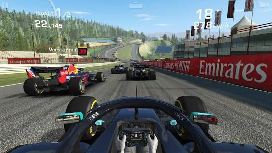 Descarga Real Racing 3 MOD APK con Dinero Infinito Gratis para Android 8