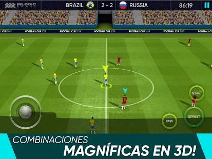 Descarga Soccer Cup 2021 MOD APK con Compras Gratis para Android 5