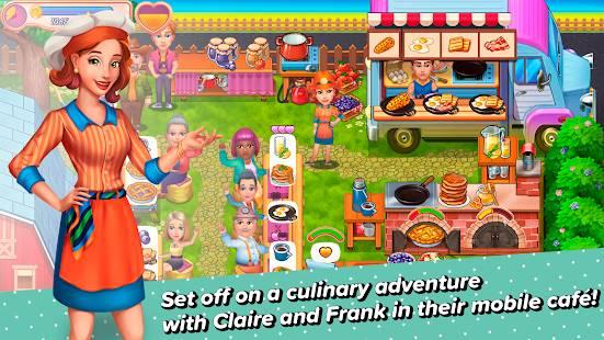 Descarga Claire's Café Tasty Cuisine MOD APK con la versión Completa Desbloqueada para Android Gratis