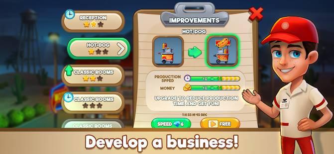 Descarga Doorman Story MOD APK con Dinero y Recursos Infinitos para Android Gratis 4