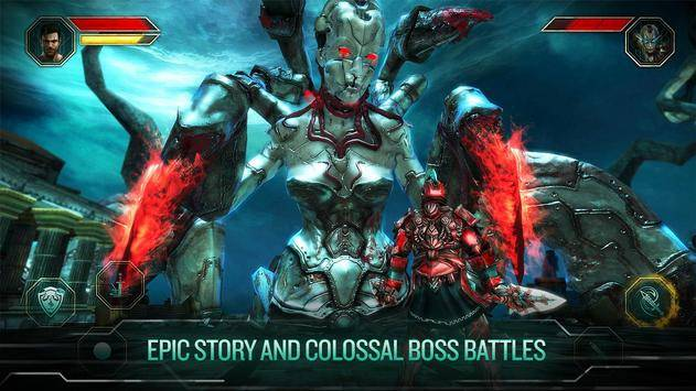 Descarga Godfire Rise of Prometheus APK para Android Gratis 2