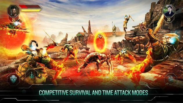 Descarga Godfire Rise of Prometheus APK para Android Gratis 3