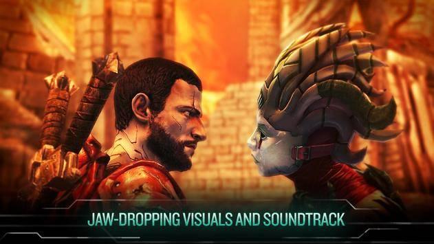 Descarga Godfire Rise of Prometheus APK para Android Gratis 4