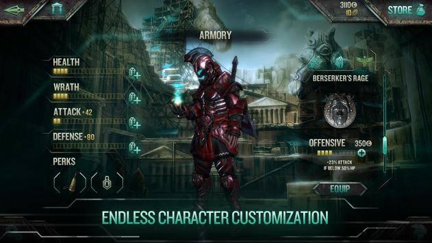 Descarga Godfire Rise of Prometheus APK para Android Gratis 7