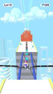 Descarga High Heels! MOD APK con Dinero Infinito y Sin Anuncios para Android Gratis 3