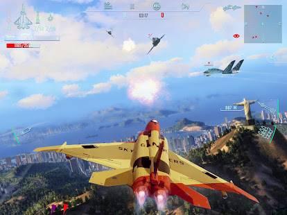 Descarga Sky Gamblers Infinite Jets APK para Android Gratis 4