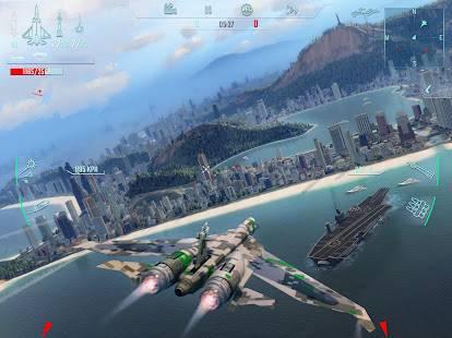 Descarga Sky Gamblers Infinite Jets APK para Android Gratis 5