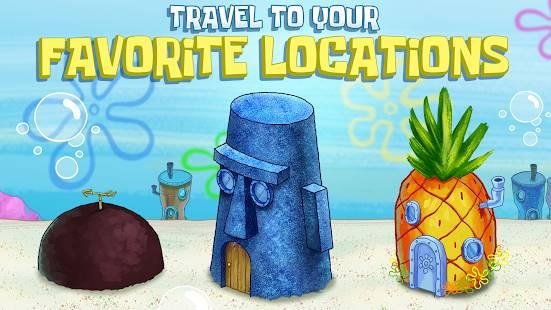 Descarga SpongeBob's Idle Adventures MOD APK con Gemas Infinitas para Android Gratis 2