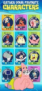 Descarga SpongeBob's Idle Adventures MOD APK con Gemas Infinitas para Android Gratis 4