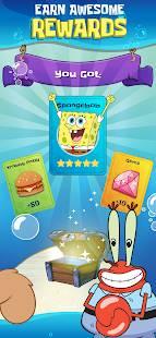 Descarga SpongeBob's Idle Adventures MOD APK con Gemas Infinitas para Android Gratis 7