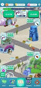 Descarga SpongeBob's Idle Adventures MOD APK con Gemas Infinitas para Android Gratis 8