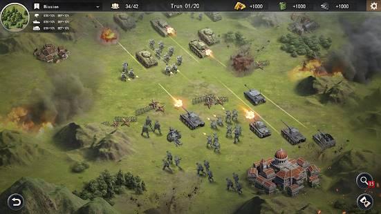 Descarga World War 2: WW2 Sandbox Tactics MOD APK con Medallas y Dinero Infinito para Android Gratis 6