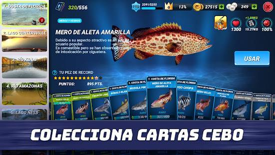 Descarga Fishing Clash APK MOD con Big Combo para Android Gratis 3