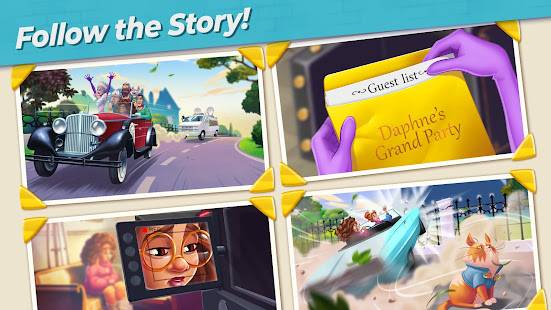 Descarga Penny & Flo: Finding Home APK MOD con Monedas y Vidas Infinitas para Android Gratis 6